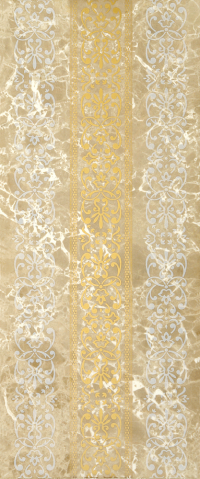 Bohemia beige decor 01 250х600 (1-й сорт)